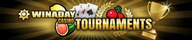 WinADay Casino Slots Tournaments