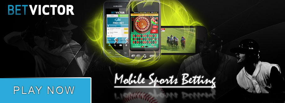 BetVictor Mobile - Sports Betting On The Go