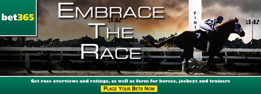 Embrace The Race At Bet365