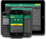 Mobile Sportsbetting At Bet365