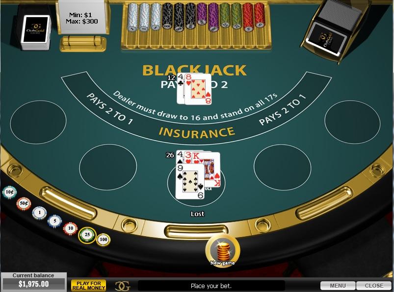 Play Blackjack Switch Online at Casino.com NZ