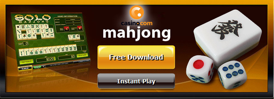 Play Mahjong Now At Casino.com