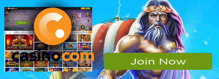 Play Now At Casino.com