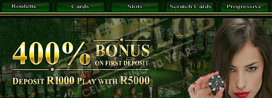 Deposit R1000 and Play With R5000 Today At City Club Casino