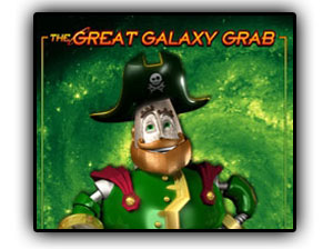 The Great Galaxy Grab Video Slot Game