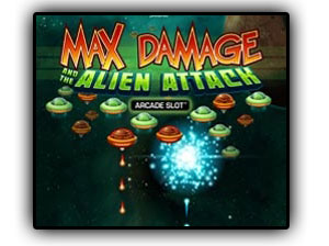 Max Damage Arcade Style Game