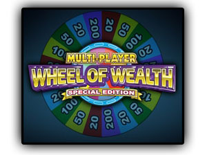 Wheel Of Wealth Multiplayer Slot Game