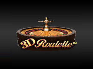 3D Roulette Table Game