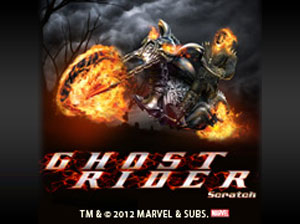 Ghost Rider Video Slot