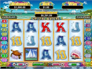 Crystal Water Online Slot Game