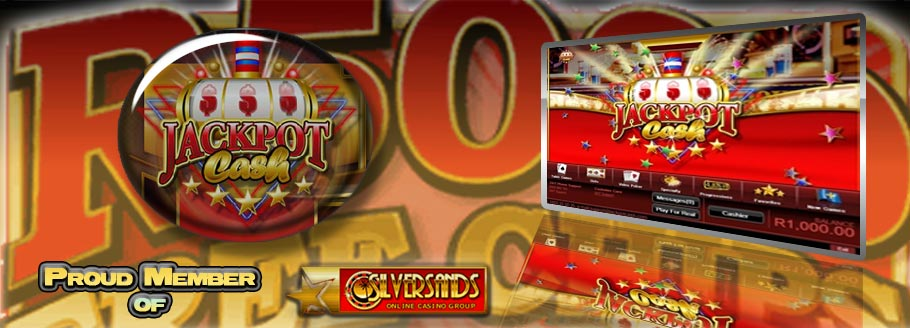 Jackpot Cash - Proud Member Of SilverSands Online Casino