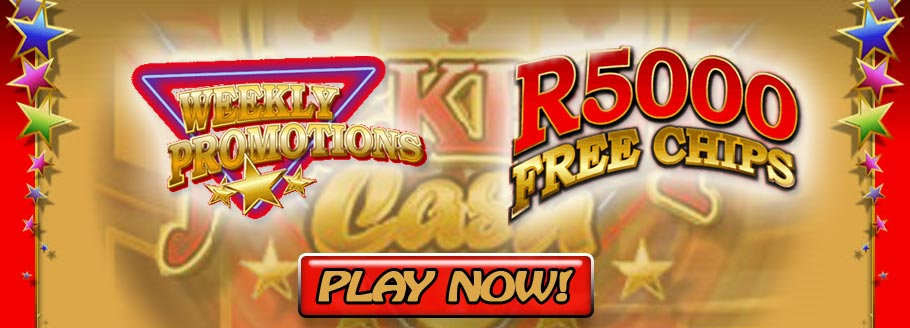 Enjoy Weekly Promotions at Jackpot Cash
