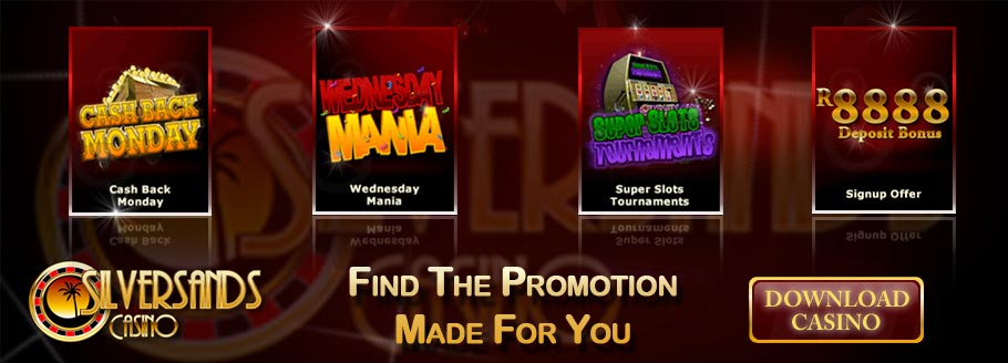 Weekly And Monthly Promotions Available At SilverSands Online Casino