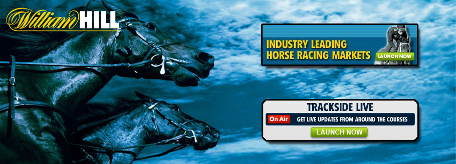 William Hill Sports Betting - Horse Racing