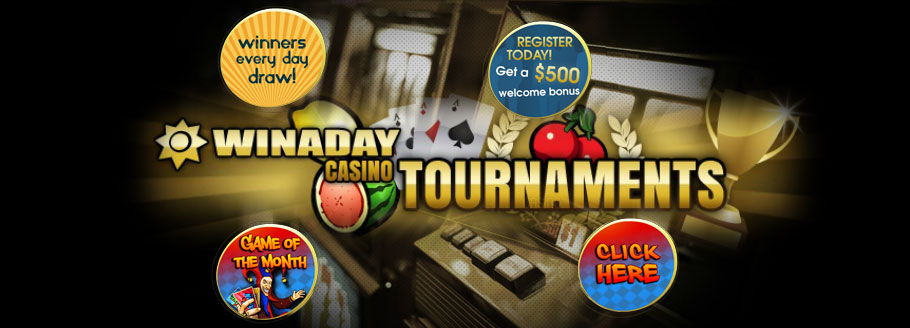 slot tournaments online casinos