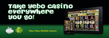 Yebo Casino - Fully Mobile Ready Ready