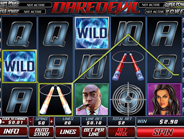 Dare Devil Online Slot