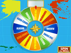Baby Boomers Cash Cruise Travel Agent Wheel Screenshot