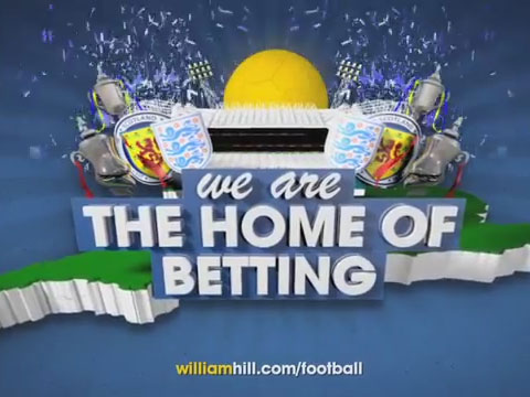 William Hill Sportsbook 2012/2013 Football Season TV Advert